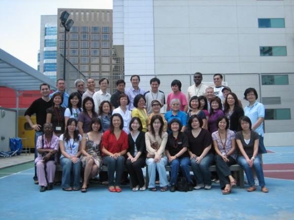 armour writing workshop participants