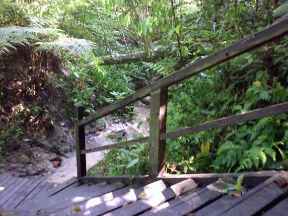 across streams