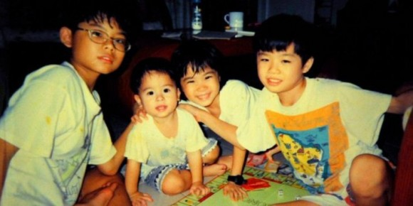 Joshua, Wen Por, Elaine, Matthew