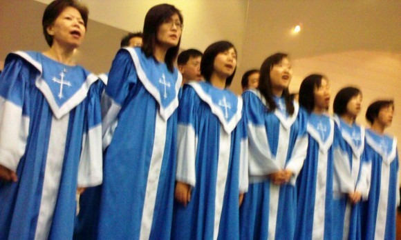 traditional choir