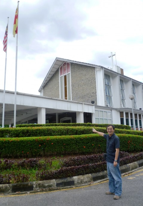 St Thomas Cathedral Kuching