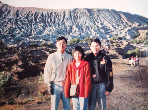 1991-Kenny, Susan and Alvin Lim
