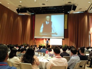 Jack Hayford at Pastors Forum, Love Singapore