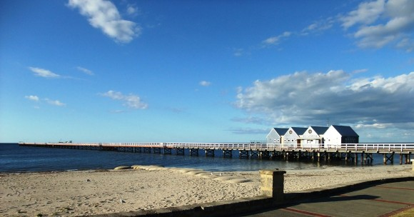 longest in southern hemisphere- Busselton Jetty