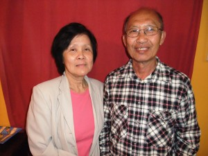Margaret and Chuang Kwang Liang