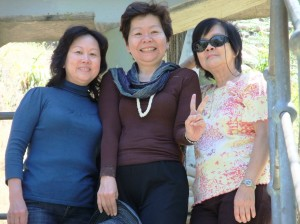 Nancy, Jenny, Margaret