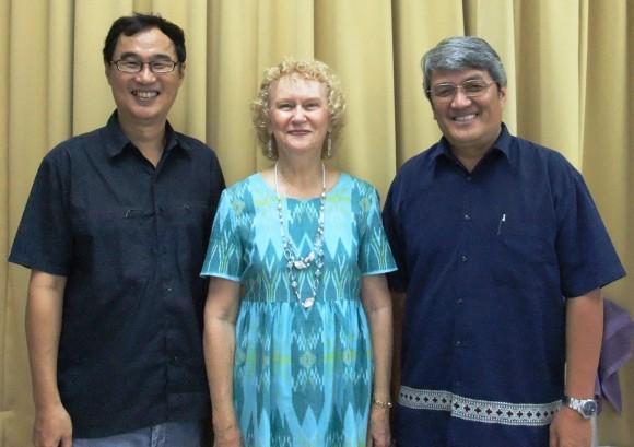Kenny, Dr Sylvia Collinson, Carlos