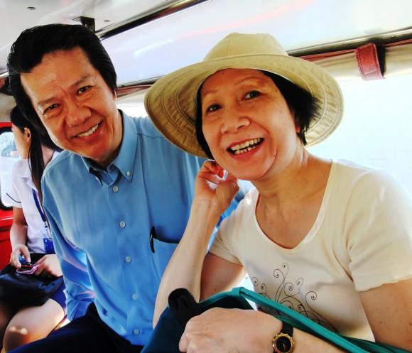 Seh Chuan & Brenda