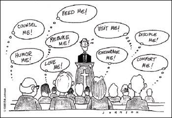 endless needs, needs, needs