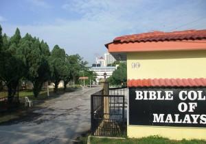 Bible College of Malaysia