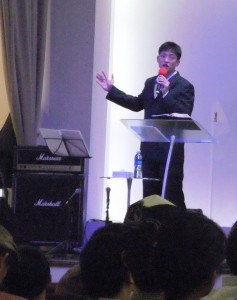 Pastor Terence Ong