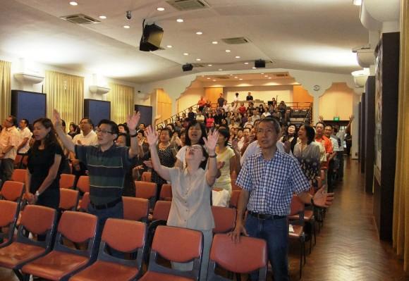 praise in the sanctuary