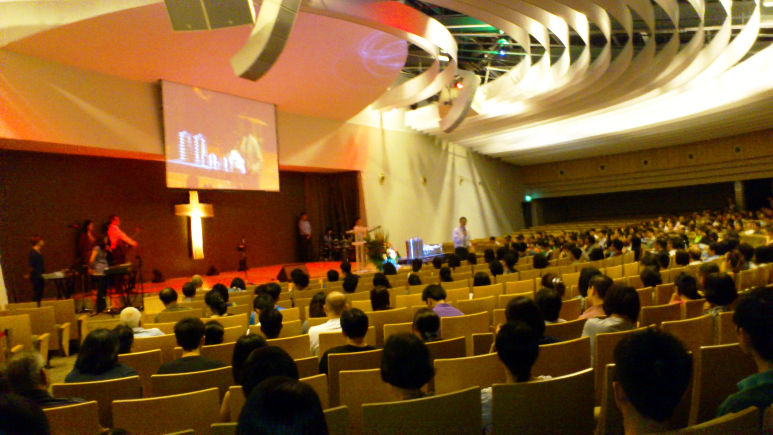 Woodlands Evangelical Free Church: shining light in the ...