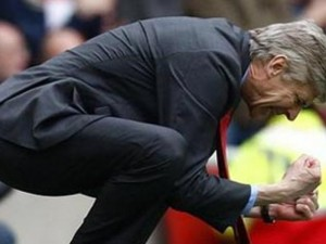 Arsene-Wenger-frustration