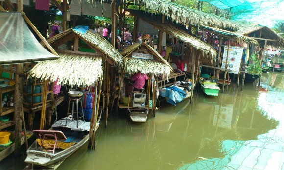 floating market?