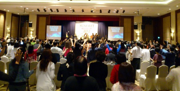2012 Love Singapore Pastors' Summit