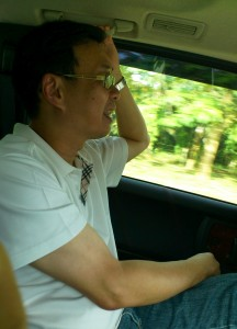 Pastor Richard Wong