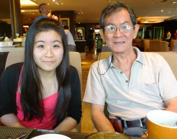 Wen Mun and Simeon