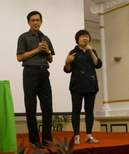 Ps Vincent and Jenny Lun
