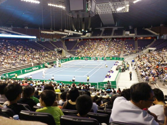 Clash of the Continents at Spore Indoor Stadium