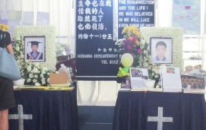 the Tampines brothers went home to the Lord