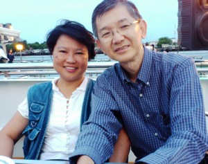 Michael and Judy Ng who recently launched out in a marriage and family ministry called HIM after decades in Campus Crusade Family Life work.
