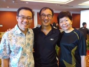Pastor Benny Ho