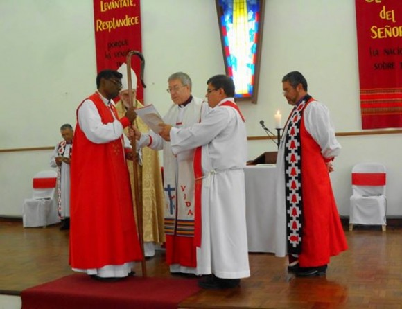 Consecration of Bishop Samuel