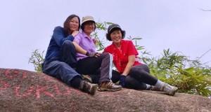 Helen, Christine, Linda