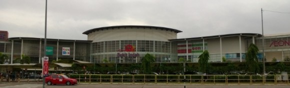 Bukit Indah shopping mall via second link