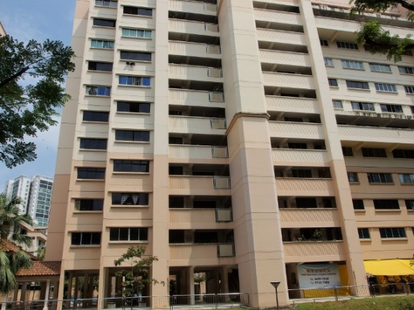 Block 264 of Bukit Batok East Ave 4