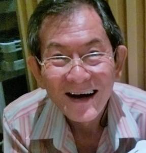 Simeon Poh at 65