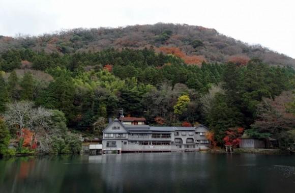 Kinrinko Lake
