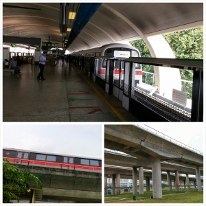 In future the MRT system will be pervasive and vital to movement of people