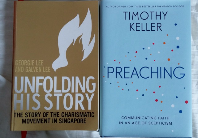 Two books for spiritual nourishment