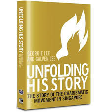 Unfolding His Story by Georgie Lee and Galven Lee